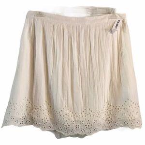 NWT Skirt SZ L